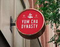 Yumcha Dynasty Branding