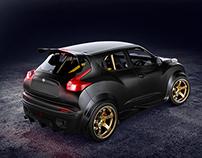 Nissan Juke-R Race livery