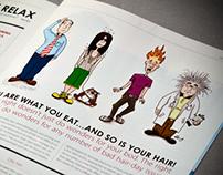 Hair Health Illustration