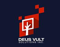 Deus Vult Logo Study
