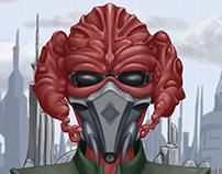 Kel-Dor character portrait
