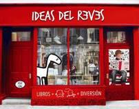 Librería Ideas del Reves
