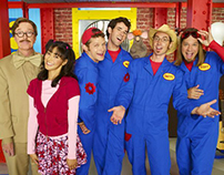Imagination Movers for Disney