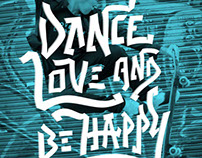 Dance Love and Be Happy