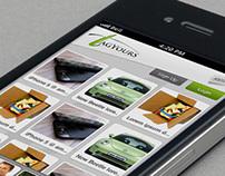 TagYours App UI Design