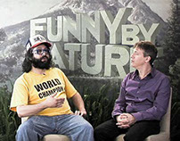 GE - Funny By Nature Web Series