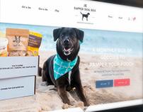 The Dapper Dog Box WIP UI work