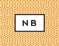 NB Arquitectura - Papelería institucional