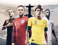 READY TO CONQUER - BRAZIL 2014 [NIKE ADV]