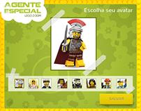 Lego - Agente Espacial