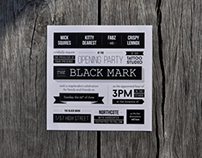 The Black Mark Invitation