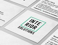 Interior Solutions- Corporate Identity