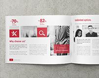 Business, Corporate Multipurpose A4 Brochure #2