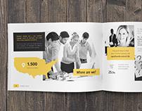 Business, Corporate Multipurpose A4 Brochure #3