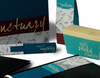 Sanctuary - Branded Packaging