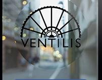 VENTILIS / programėlė dviratininkams