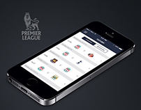 Barclays Premier League App