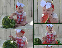 Watermelon Mini Session