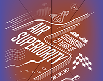 Nike Air Superiority Poster