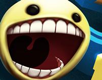 Pacman Print
