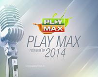 PLAY MAX BRANDING 2014
