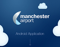 Manchester Airport Andriod App