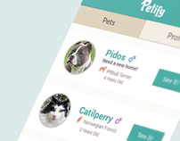 Petify | Social Network for Pets and Pet Lovers