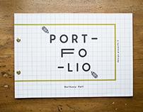Year Two Printed Portfolio