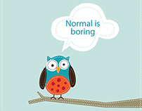 Normal Is Boring I Motion