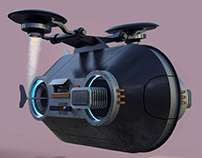 Air 02 / Personal flying vehicle