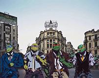 Ninja Gangsters!
