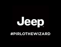 Jeep® presents #pirlothewizard