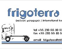 [frigo terra]business card