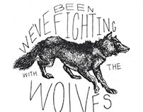Fighting with the Wolves