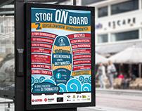 Poster | Stogi on Board