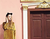 Cosmopolitan Magazine (Russia), April 2014