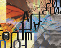 Art Forum Multipage Layout