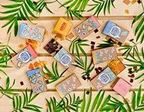Exotic Snacks Kids Selection