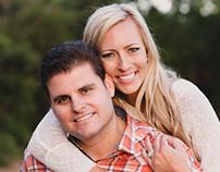 Engagement Shoot Make-up, Hair and Custom Tanning