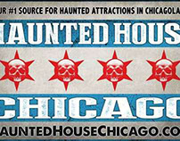 HauntedHouseChicago.com 2014 Redesign
