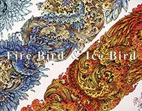 Fire Bird & Ice Bird