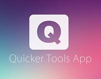 Quicker Tools App