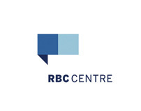 RBC CENTRE branding, design and website