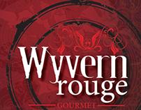 Wyvern Rouge *Gourmet* Cookbook Zine