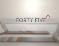 Fourty-Five Degree