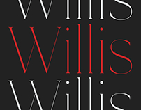 Willis Typeface