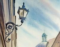 Soft Daylight Lviv's