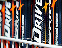 Package design for «G-Drive»