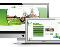Cooptur - Website