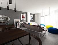 Caracas living room